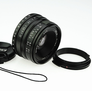 wesley 24mm F1.8 lens WSL 24 1.8